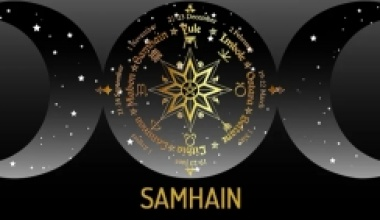 SAMHAIN - Salve a Morte porque dela sou Vida